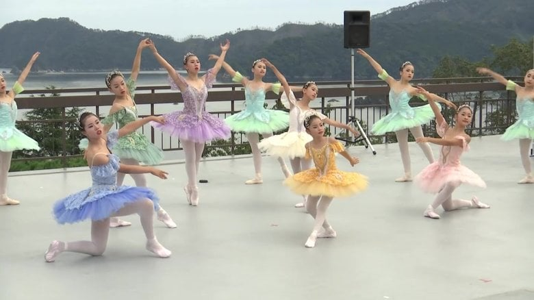 笑顔でラストステージ …幕を下ろすバレエ教室  生徒たちが集大成の踊りを披露【岩手発】