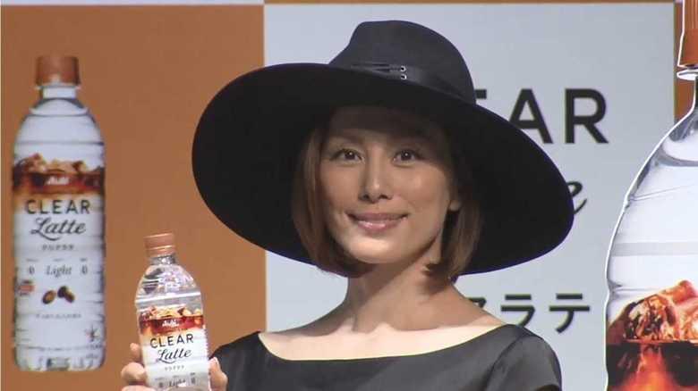 """""""クリア女子""""米倉涼子が女子アナの悩みをクリアに解決?"""
