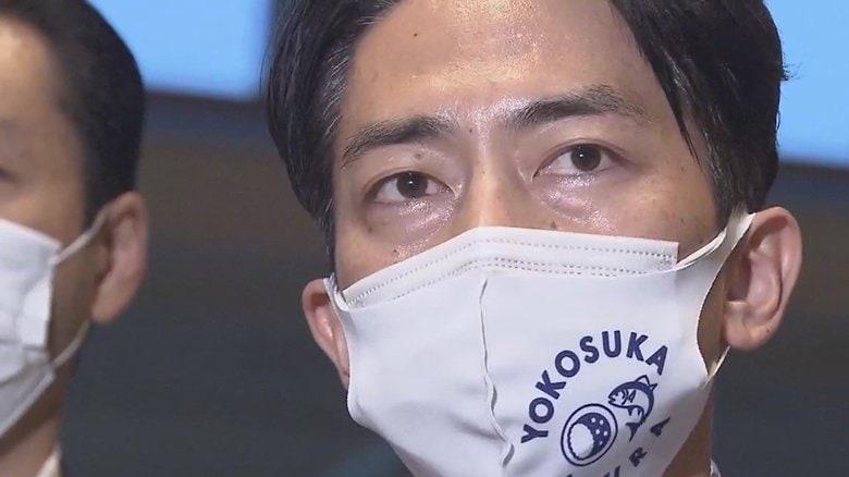 【速報】「こんなに仕事をした総理はいなかった」小泉進次郎氏が言葉を詰ませながら語った菅総理への想い