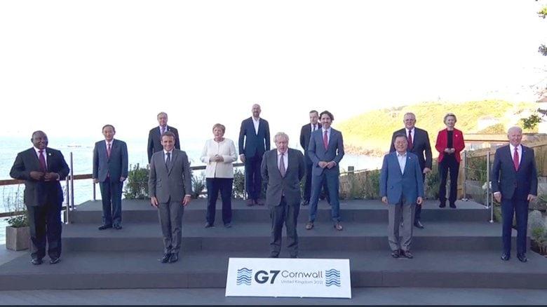 G7首脳宣言が掛け声倒れに終わらぬことを心より願う