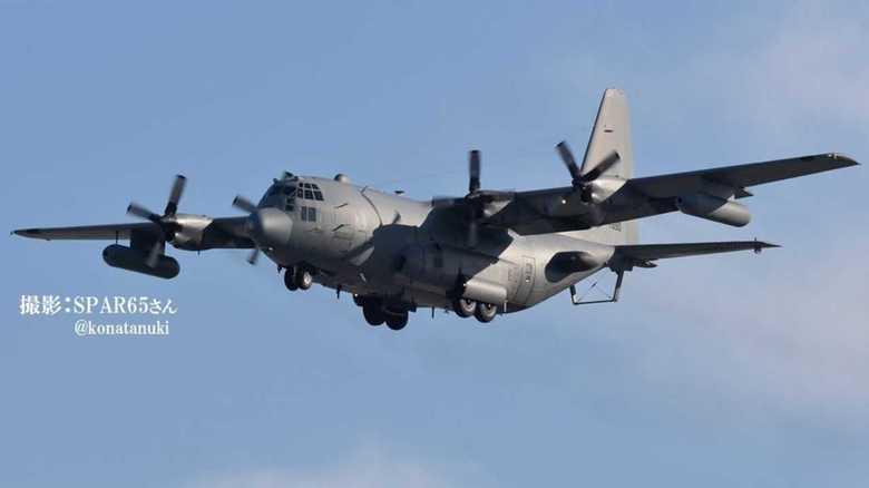 今世紀初飛来、米空軍広域電子攻撃機「コンパスコール」