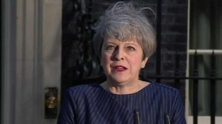 「ウォーキング中に決めた」総選挙 EU離脱交渉がスムーズに?