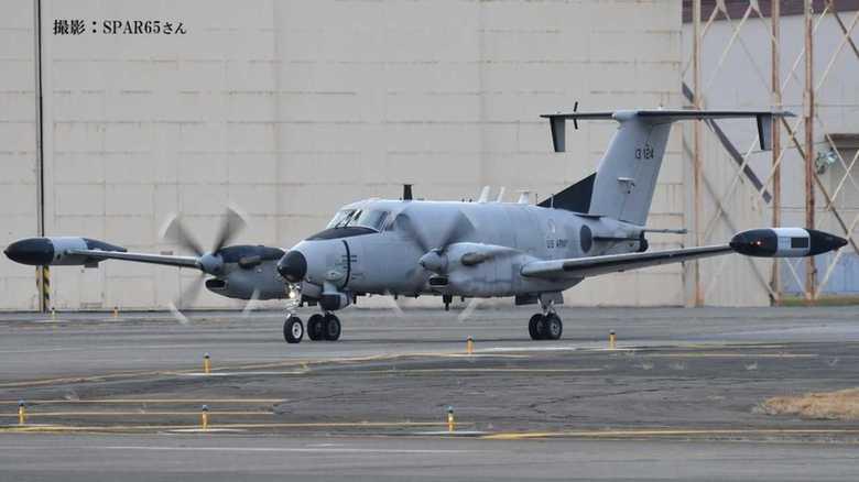 米陸軍RC-12Xガードレイル電子偵察機飛来の意味