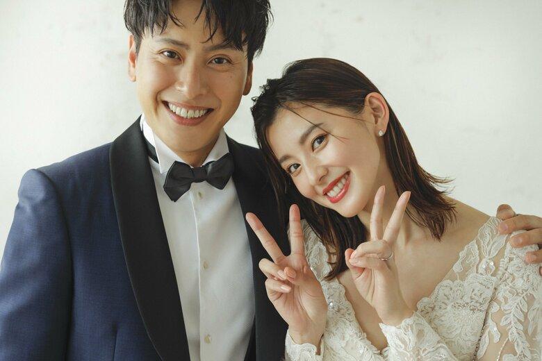 三代目JSB山下健二郎さんとモデル朝比奈彩さんが結婚発表