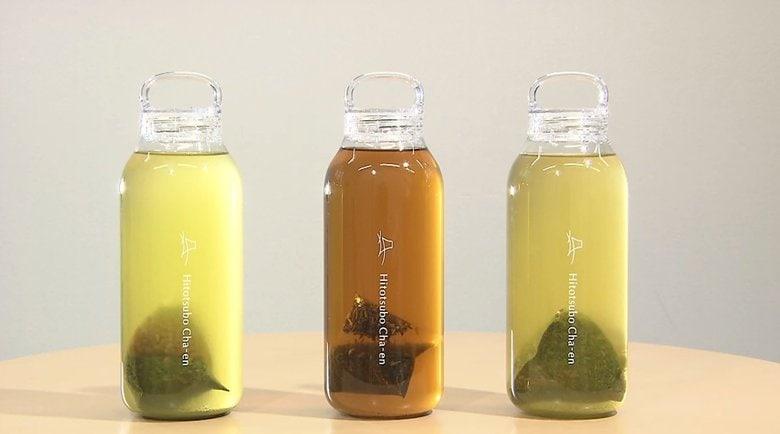 「マイボトル」「水出しティーバッグ」で日本茶を世界へ…柔軟な発想がもたらす海外進出のチャンス