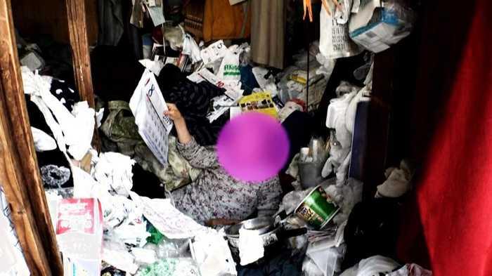 ゴミ屋敷 岩手