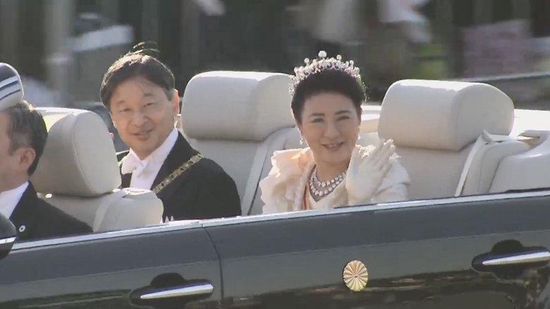 天皇陛下きょうご即位1年 雅子さまと共に歩まれた日々