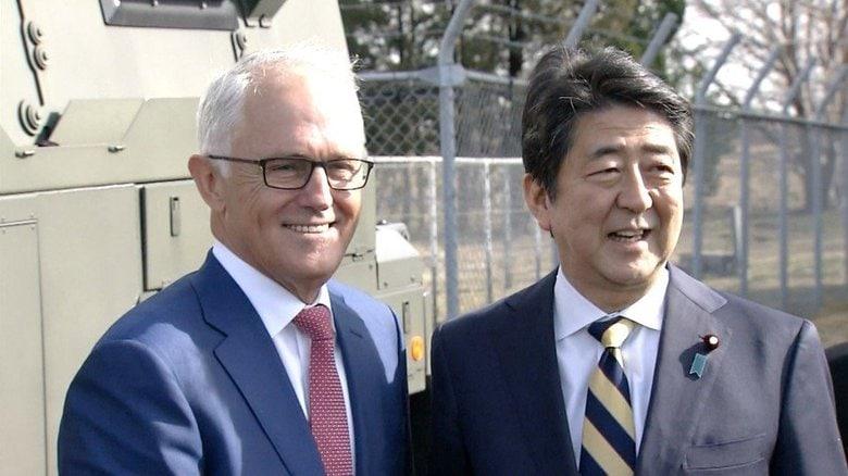 ターンブル豪首相、北朝鮮弾道ミサイルの「ミッドコース」を敢えて問う意味