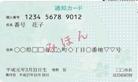 マイナンバー「通知カード」が5月25日で廃止に…何か不便なことになるの ...