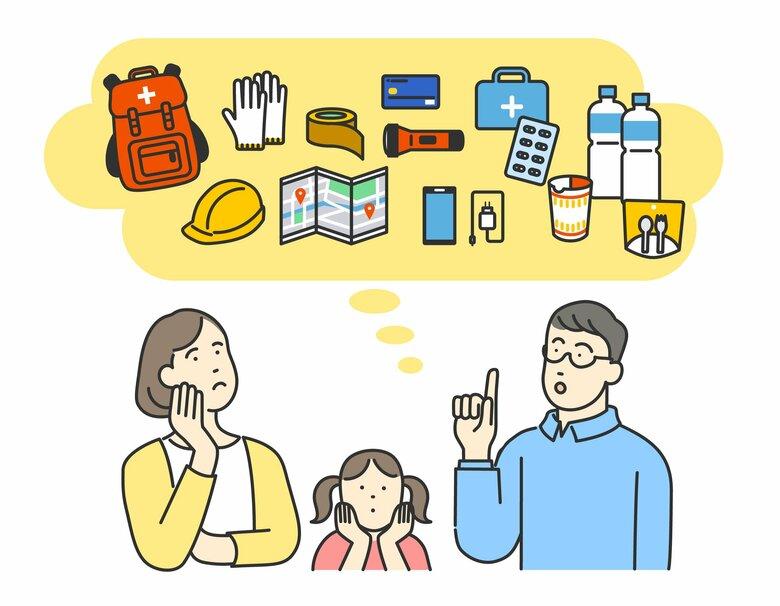 """東日本大震災から10年、9割の人が防災対策の必要性感じ、2人に1人は対策済み 備蓄品は""""いざという時にすぐ使えるか""""が鍵に"""