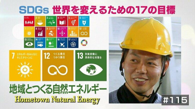 東日本大震災がきっかけで創業。地域と一緒に作る自然エネルギー
