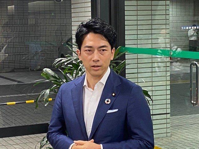 小泉氏「石破さんに有利だから党員投票を求めているというのはまったくの誤解」