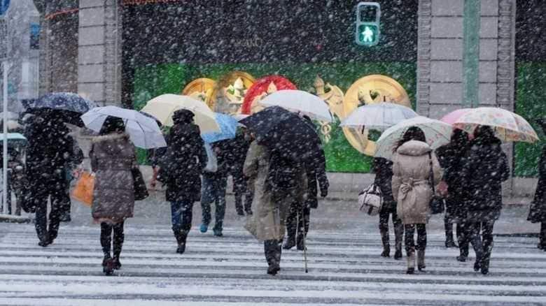 """首相官邸が勧める""""ペンギン歩き""""。雪が降らない地域で気を付けるべきこと"""