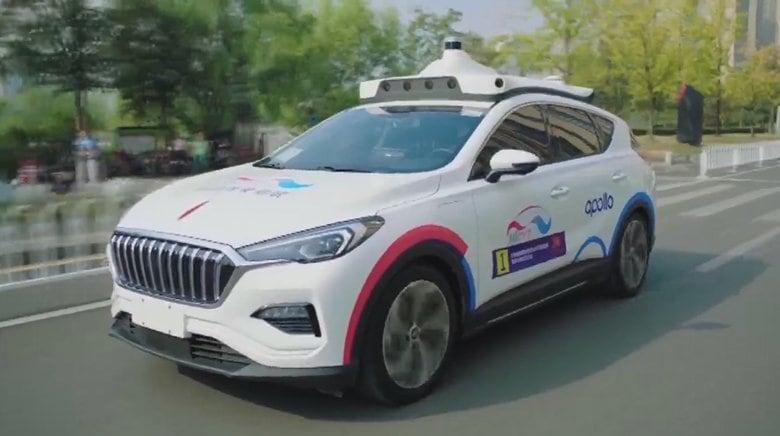 中国IT大手「百度」がEV参入へ アップルなどIT企業の自動車参入活発化に専門家は