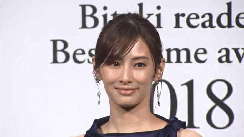 """北川景子""""なりたい顔 なりたい髪""""1位に…美しさの秘訣とは?"""