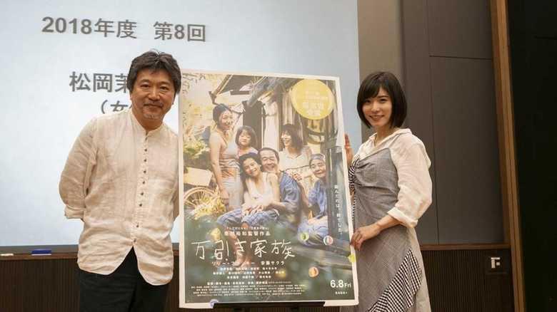 松岡茉優 安藤サクラの演技「絶望的に素晴らしい」