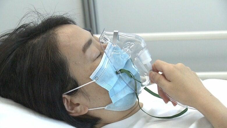 """新型コロナ 東京都に""""酸素ステーション"""" 「制御不能」の感染状況で効果はあるか"""
