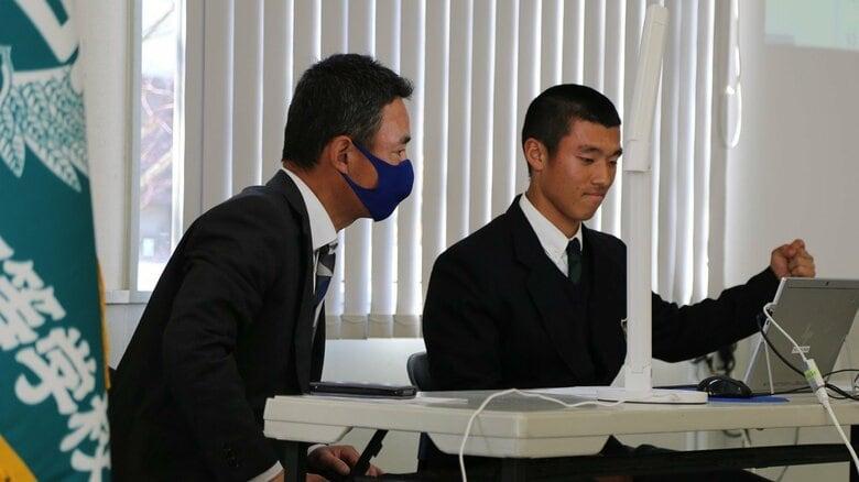 春のセンバツ初出場の専大松戸は中京大中京と対戦 石井詠己主将「挑戦者の気持ちで」