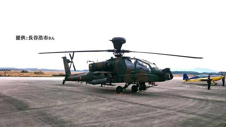 陸自AH-64Dヘリ、墜落直前に見えた異変