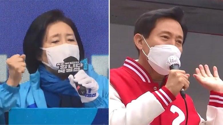 ソウル・釜山市長選で惨敗か、窮地の文在寅政権は「反日」「親中」にシフトへ