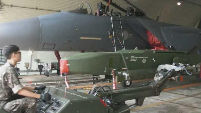 <詳細解説>韓国軍 空対地巡航ミサイル「タウルス」発射訓練
