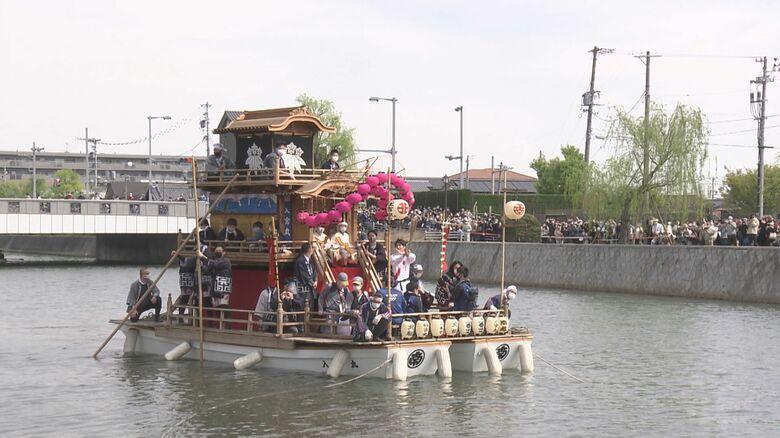 聖火リレーで物議の「男性限定の舟」…実は祭りでは「女性」も乗っていた 無事終わり今後も「女性の協力必要」