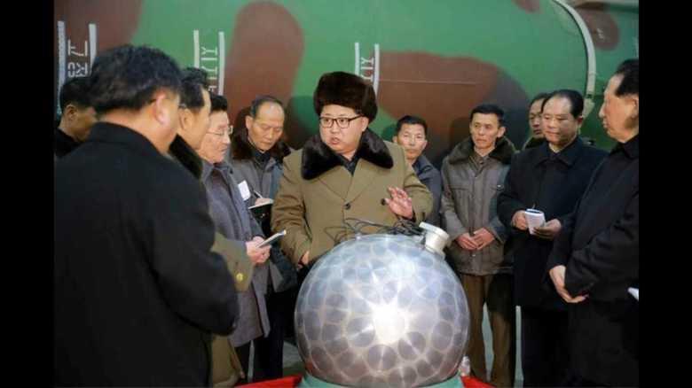 「北は秘密施設で核を増産」(米NBC)で始まる米朝心理戦?