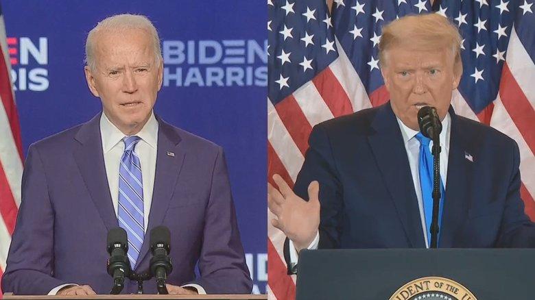 「勝手に勝利宣言」で混迷!米大統領選めぐり分断加速 衝突で流血も …荒れるアメリカに「失望」の声