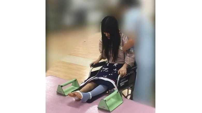 脊髄損傷の事故から4ヵ月 「仮面女子」猪狩ともか復帰へ
