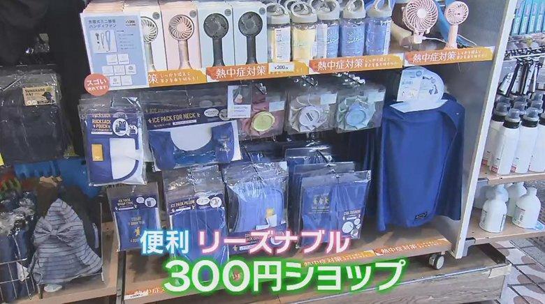安くてカワイイ!夏の暑さを乗り切る300円グッズをご紹介…紫外線・熱中症対策グッズが人気