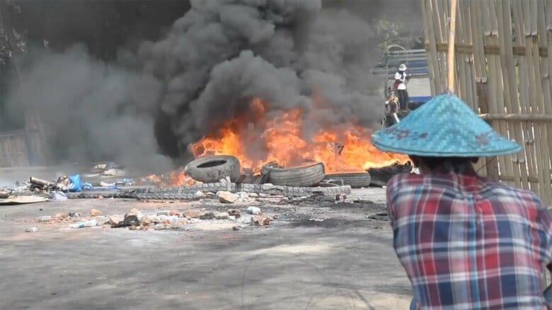 「内戦の可能性高まる」 ミャンマー情勢で国連安保理緊急会合
