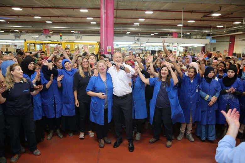 ユダヤ人もパレスチナ人もみんな一緒! ガザ地区付近に工場を置くイスラエル企業の挑戦