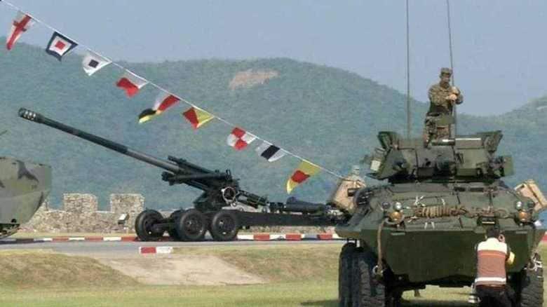 アジア最大級軍事演習「コブラ・ゴールド」始まる