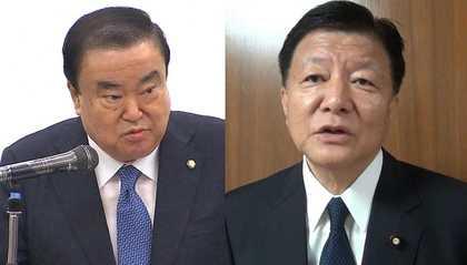 """論外だ!」・・・韓国""""天皇陛下に謝罪要求""""議長の新提案を自民保守派"""