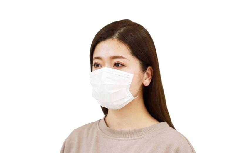 """""""顔に貼るマスク""""が発売5日間で15万枚超の注文…「美容院でマスク着用はあたりまえ」に"""