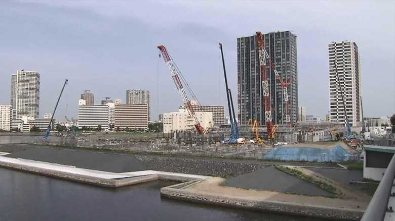 2年後に迫る東京五輪  建設中の競技場5ヵ所を公開!既に懸念も…