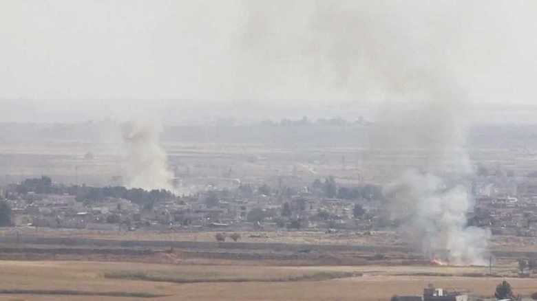 【現地報告】 「子どもたちがおびえて一睡もできない」…トルコ軍事作戦が開始、シリアとの国境の町は今