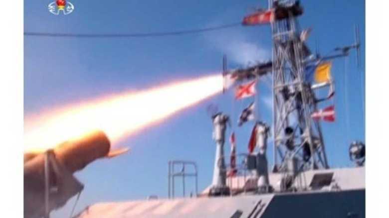 """今年10回目のミサイル発射 """"地対艦ミサイル""""の特徴と北朝鮮の狙い"""