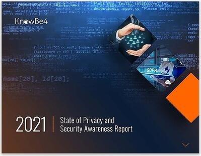 KnowBe4、2021年度版「プライバシー(個人情報保護)&セキュリティアウェアネス(セキュリティ意識)の現状」調査レポートを公開