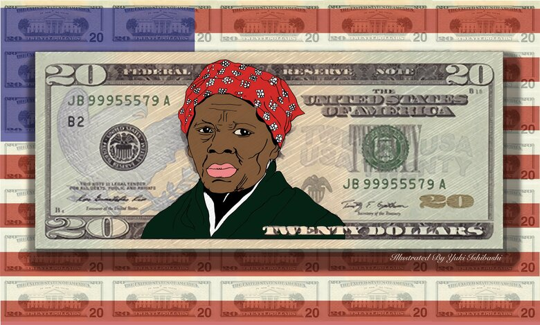"""バイデン氏、人種差別解消へ次々と大統領令 20ドル札に""""黒人のモーセ""""も"""