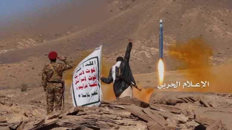 サウジ首都標的の弾道ミサイルを、PAC-3システムが空中で撃破