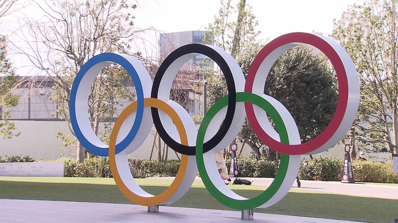 【速報】東京五輪の開催 二階幹事長「最終的な判断を下していかなくてはと緊張…」