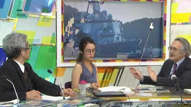 軍艦が体当たり攻撃される可能性は?