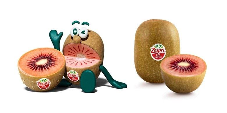 ベリー風味の「果肉が赤いキウイ」が新登場…開発に20年以上かかった理由をゼスプリに聞いた