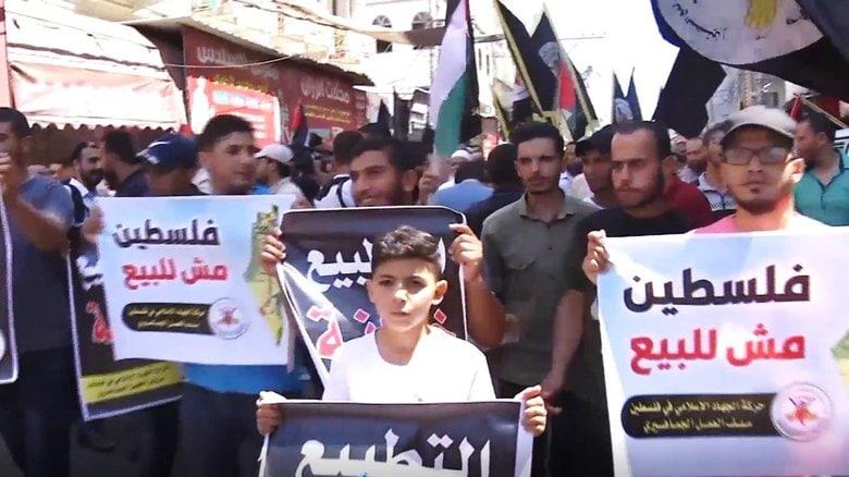 「パレスチナの大義」と世界平和に反対する人々