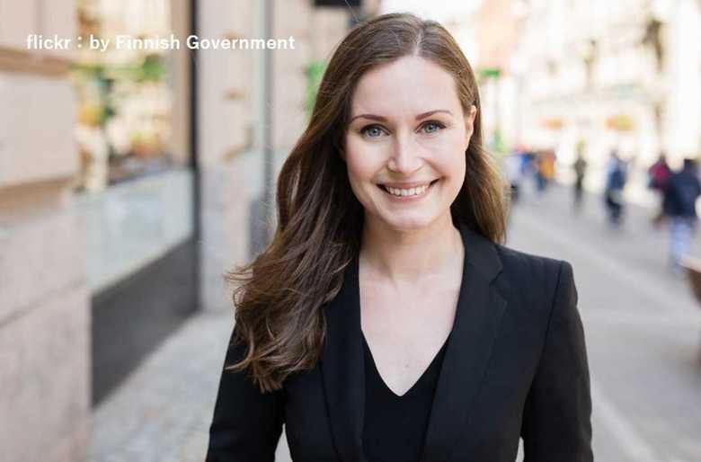 """フィンランドで「世界最年少34歳の女性首相」が誕生…それでも""""若さ""""と""""女性""""が注目されないワケ"""