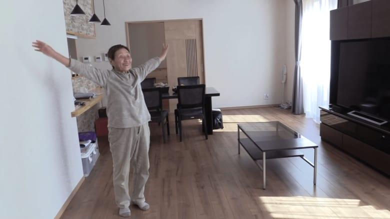 「1畳だった自分のスペースが8倍に」仮設住宅で9年以上…ついに高台の新居へ【岩手発】