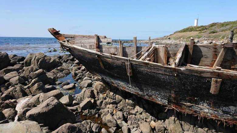 """北の漂着船から""""動かぬ証拠"""" 南北融和のウラで大量上陸作戦か【動画あり】"""