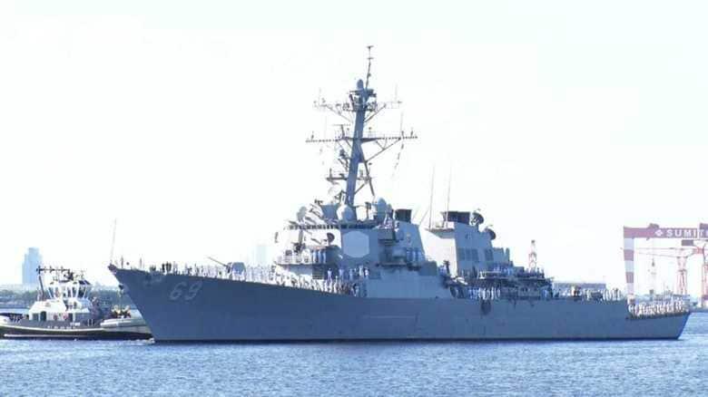 米朝首脳会談が破綻したら…米イージス駆逐艦ミリアスの役割