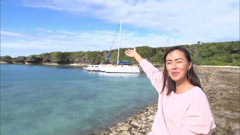 「恩を返したい」田中律子が離婚直後に沖縄・恩納村へ移住を決断したワケ